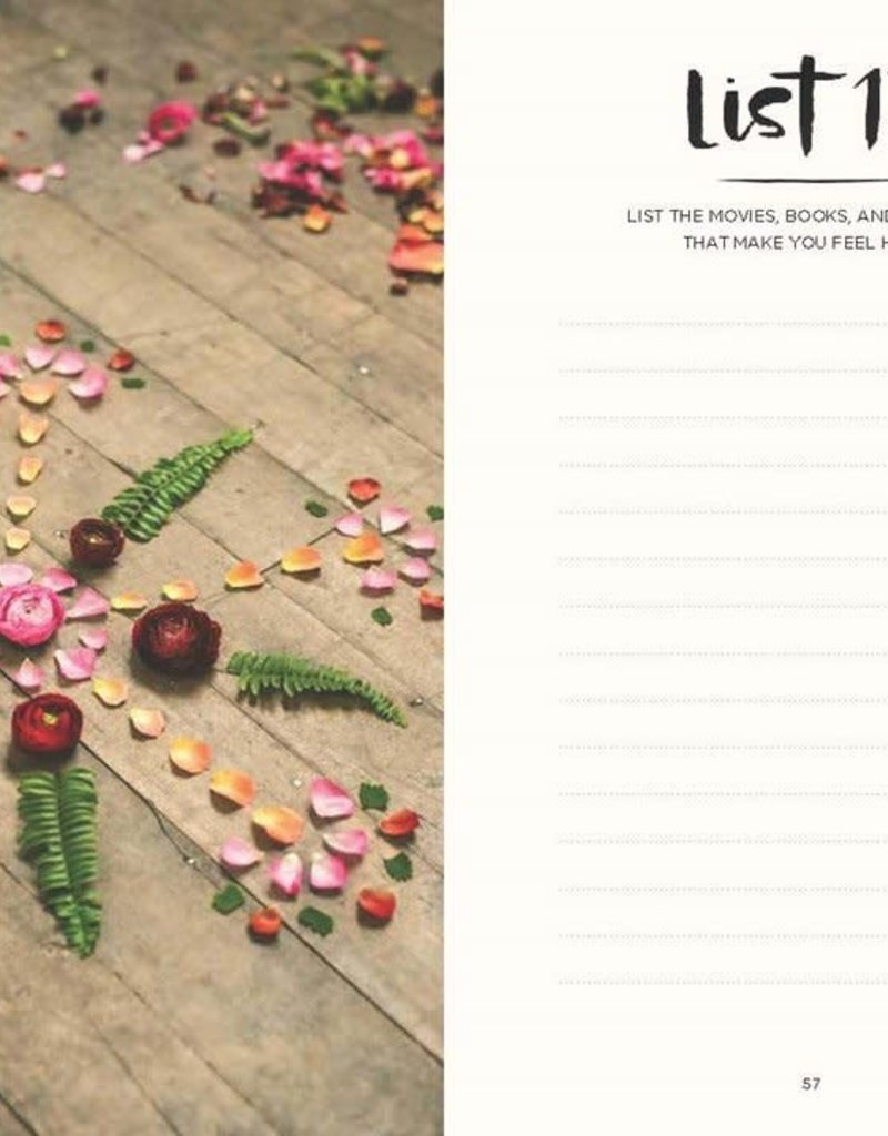 52 Lists for Happiness: Weekly Journaling Inspiration for Positivity, Balance, and Joy by Seal, Moorea