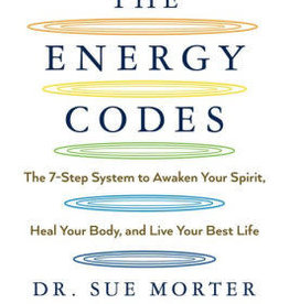 The Energy Codes: The 7-Step System to Awaken Your Spirit, Heal Your Body, and Live Your Best Life by Morter, Sue