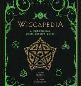Wiccapedia, Volume 1: A Modern-Day White Witch's Guide by Robbins, Shawn