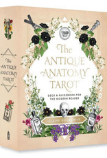 Antique Anatomy Tarot Kit: Deck and Guidebook for the Modern Reader by Goodchild, Claire