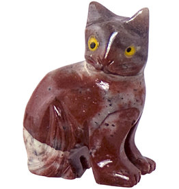 Figurine - Spirit Animal Cat - 33641