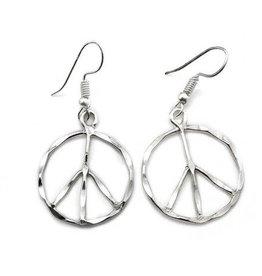 Earrings - Peace - ES118