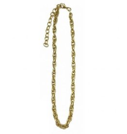 Necklace - Gold Plated 32 inches - NL705G
