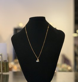 Necklace - Gold Plated Heart