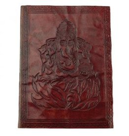 Journal - Ganesh Leather - 6 x 8 inches - 2922