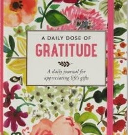 Journal - A Daily Dose of Gratitude
