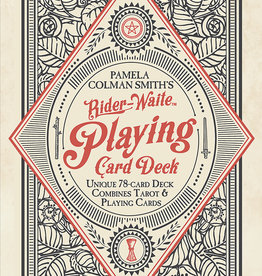 Rider Waite Playing Card Deck by Pamela Colman Smith- RPC78