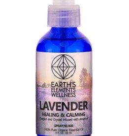 Spray - Lavender Essential Oil with Amethyst - LVS11