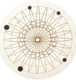 Wood Crystal Grid - Universe - 15188