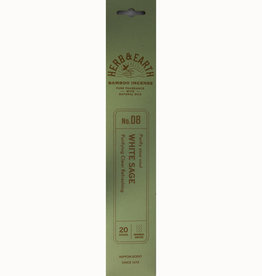 Incense - Herb & Earth - White Sage - 72741