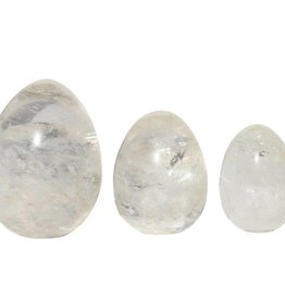 Yoni Egg - Quartz