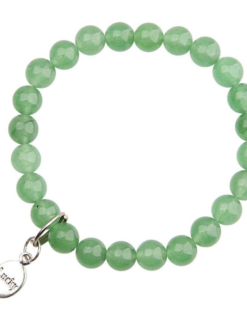 Aventurine Bracelet - Great Wealth & Good Luck