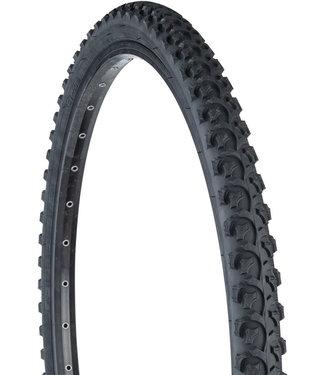 KENDA Alfabite Style K831 Tire - 26 x 1.75, Clincher, Wire, Black, 22tpi