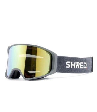 Shred Simplify Grey CBL Hero Mirror + Sky Mirror