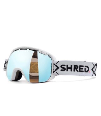 Shred Smartefy Bigshow White