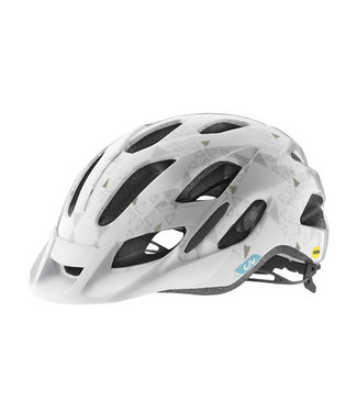 LIV Luta MIPS Youth Helmet White OSFM