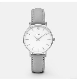 CLUSE Minuit Silver White/Grey