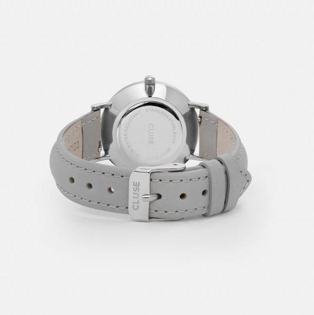 CLUSE Minuit Silver White/Grey