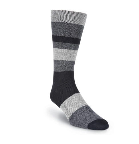 K. Bell Stripe 3-Pair Pack Socks