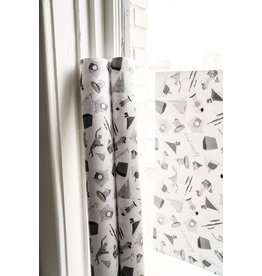 Winnipeg Hot Spot Wrapping Paper