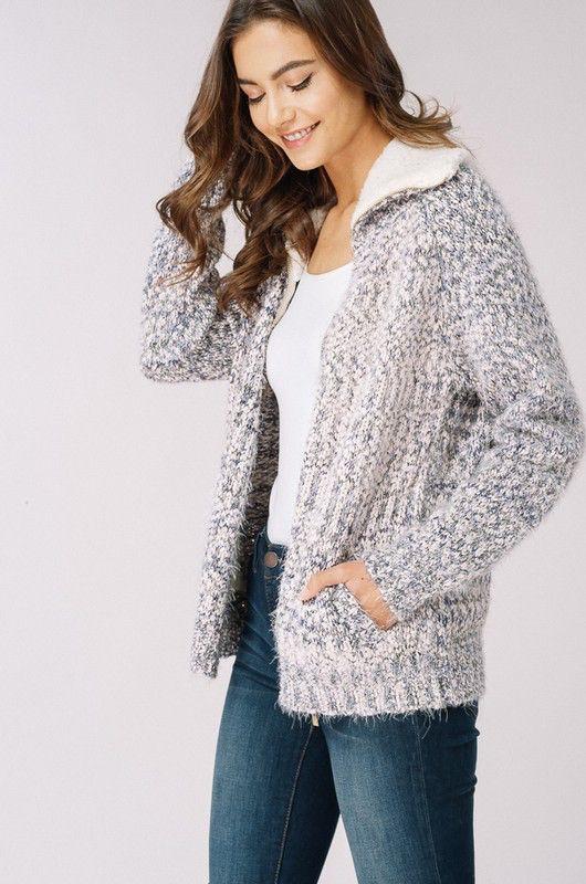 Vaila Zip Sweater