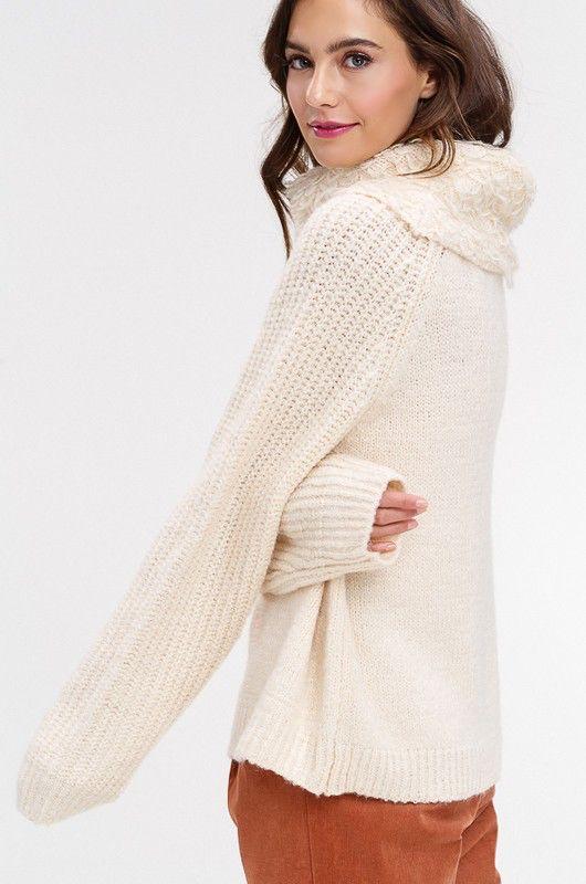 Vanna Cowl Sweater