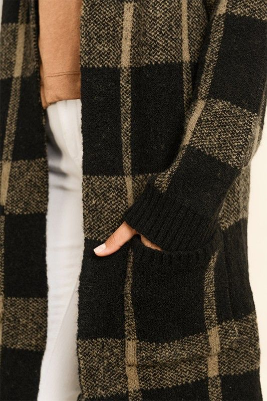 Vanessa Open Sweater