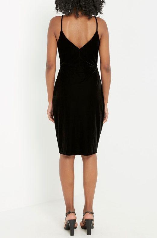 Lana Velvet Dress