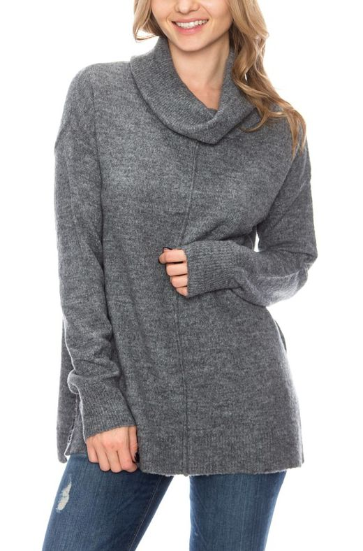 Tiara Cowl Sweater