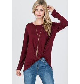 Knotty Top