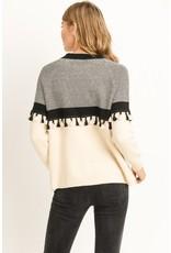 Tassel Sweater