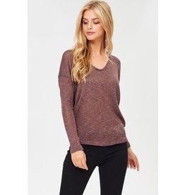 Brick Sweater