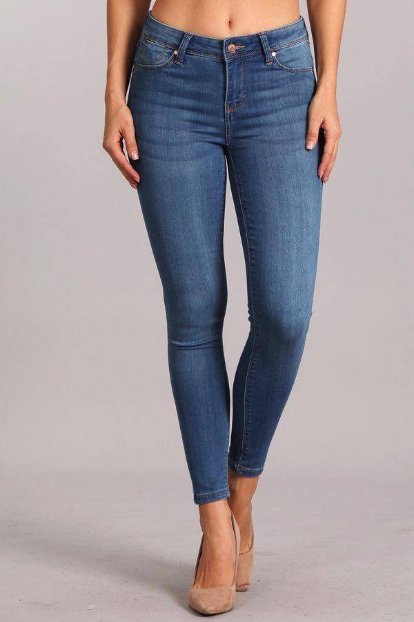 Sienna Ankle Jean