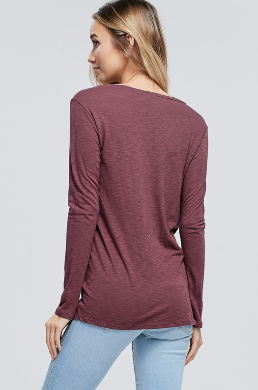 Ella Cowl Neck Sweater