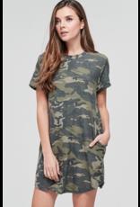 Hazel Camo Dress