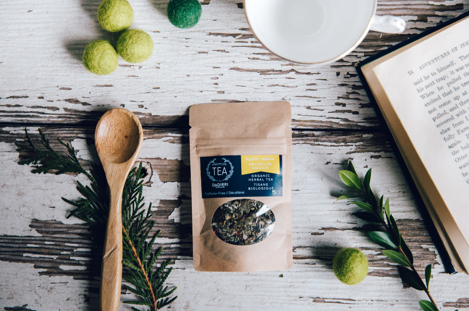 Lifestyle Dadirri Organic Happy Mama Tea