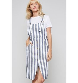 April Overall Dress