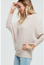 Cozy Dolman Sleeve Top