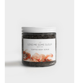 Lifestyle Coffee Body Scrub