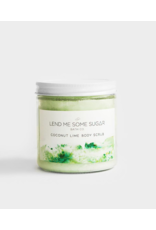 Lifestyle Coconut Lime Body Scrub