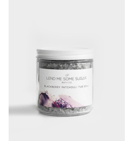 Lifestyle Blackberry Patchouli Tub Soak