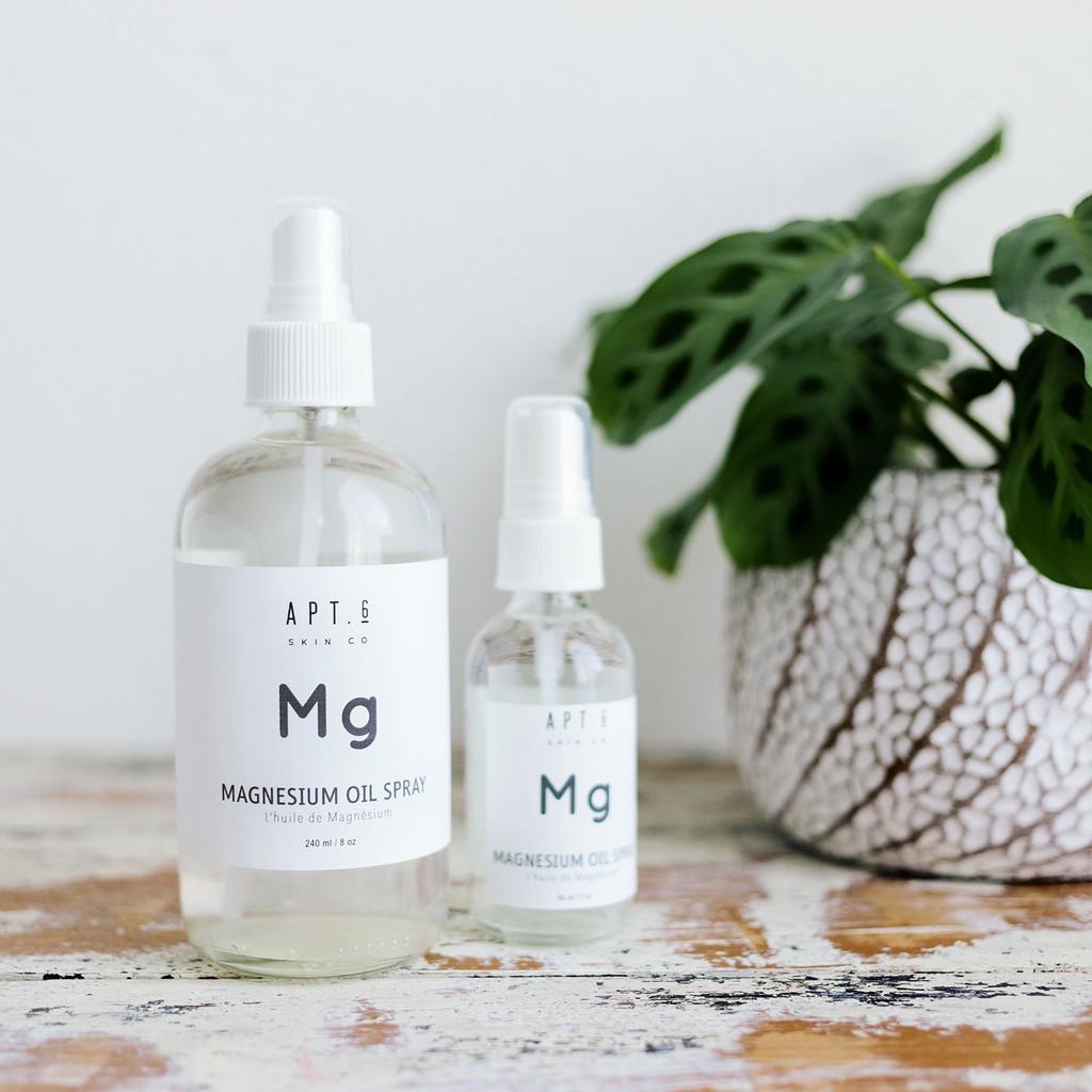 Magnesium Oil Spray 8oz.
