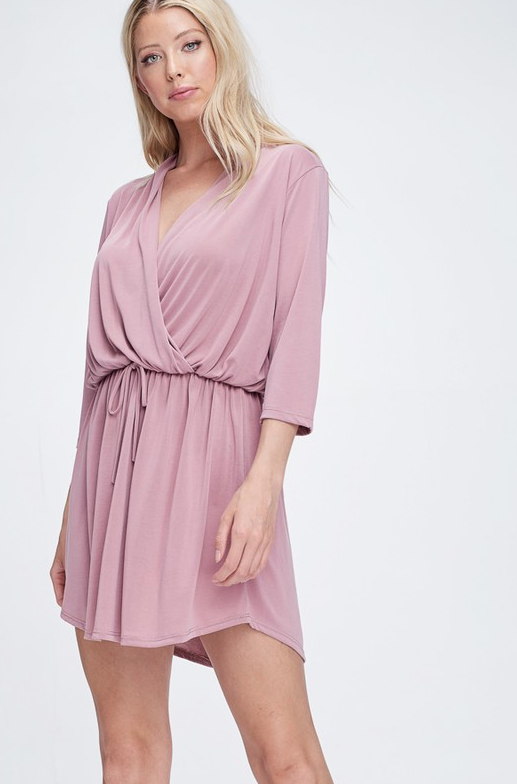 Nora Surplis Dress