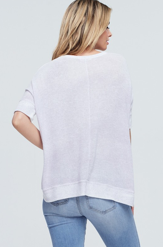 Blair Spray Dyed Top