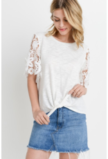 Hope Lace Top