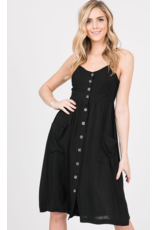 Madison Button Up Dress