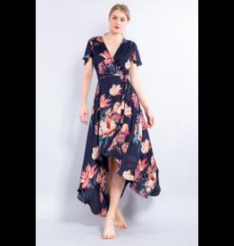Hailey Wrap Dress