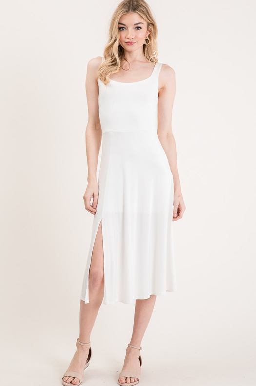 Allison Square Neck Dress