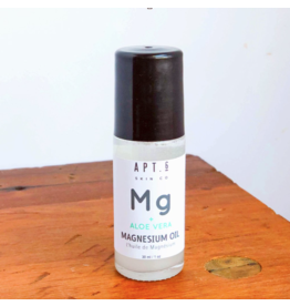 Lifestyle Magnesium + Aloe Roller Ball