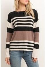 Taylor Stripe Sweater